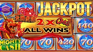 High Limit Mighty Cash Slot Machine HANDPAY JACKPOT | Season 8 | Episode #28