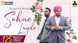 Sohne Lagde Official Video Sidhu Moose Wala ft The PropheC  Latest Punjabi Songs 2019