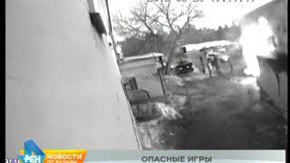 В Ангарске и Братске полиция подозревает подростков в поджогах домов и торгового центра