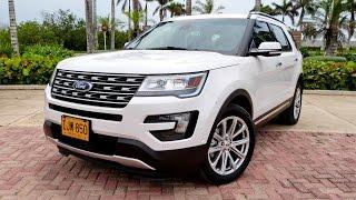 nueva ford explorer 2016 en colombia lanzamiento oficial