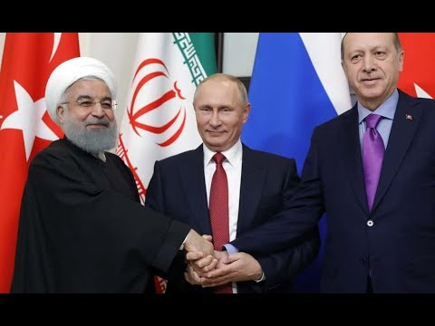 "Horrible Dictators Meet to Discuss ""Peace"""