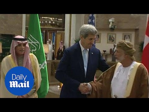 Kerry meets with Saudi Arabian officials to discuss Yemen war - Daily Mail