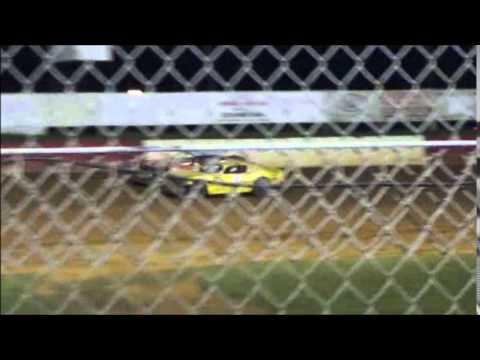 Albany Motor Speedway 9-20-14 Hobby Stock