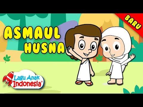 Lagu Anak Islami | Asmaul Husna | Lagu Anak Indonesia