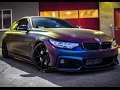 Modified BMW 435i - One Take