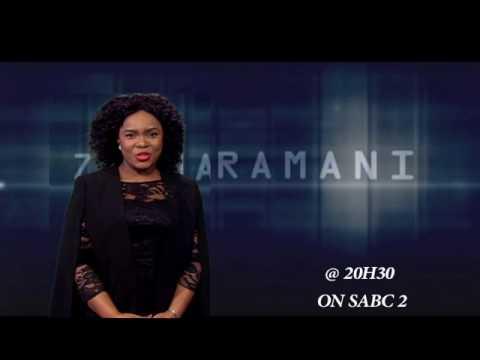 Zwa Maramani on SABC 2 now broadcasts on Thursdays at 20:30