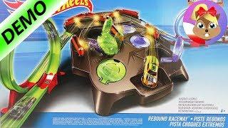 Hot Wheels polski TOR | Hot Wheels rebound raceway SPEED BUILD | Baw się ze mną