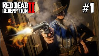 Red Dead Redemption 2 Online - Free Roam, Gun Fights, Funny Moments