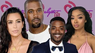 Ray J Denies Spreading S3XX Rumors After Kim Kardashian CLAPS BACK!+ Brandy GOES OFF ☕