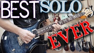 The Best Guitar Solo You've (probably) Never Heard