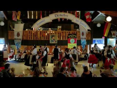 Oktoberfest 2016 American German Society Omaha Ne Polka!!!