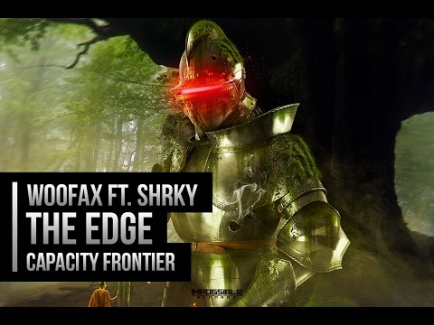 Woofax - The Edge feat. SHRKY - Impossible Records