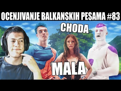 OCENJIVANJE BALKANSKIH PESAMA – Choda – Mala (Official Music Video)
