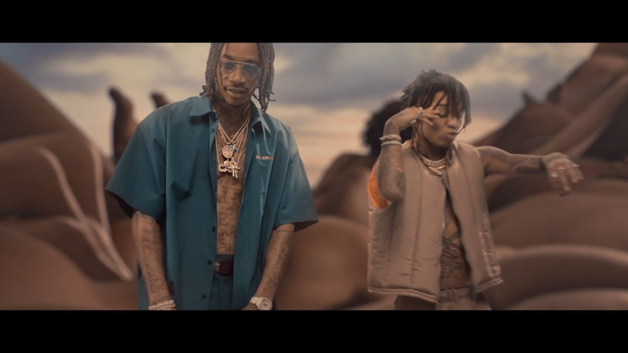 Wiz Khalifa - Hopeless Romantic feat. Swae Lee [Official Music Video] #1