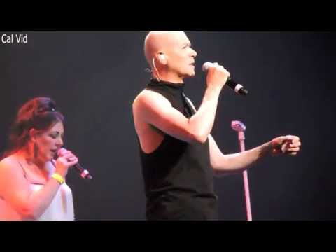 Human League Live in Los Angeles Concert Human 2016