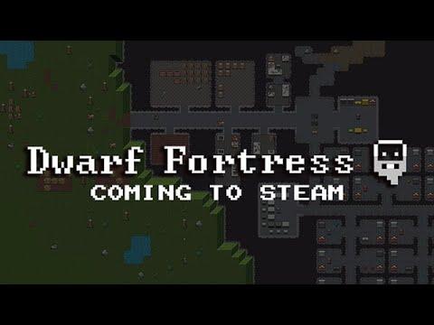 Dwarf Fortress получит новую графику