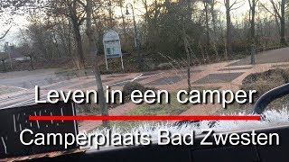 Leven in een camper 797, Camperplaats Bad Zwesten