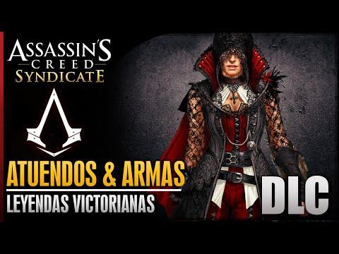 Assassin's Creed Syndicate | DLC | Leyenda Victoriana | Atuendo / Armas para Jacob & Evie (Outfit)