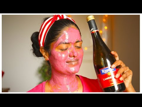 WINE FACIAL FOR