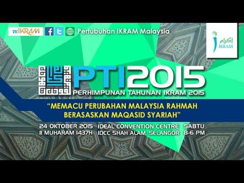 Perhimpunan Tahunan IKRAM 2015