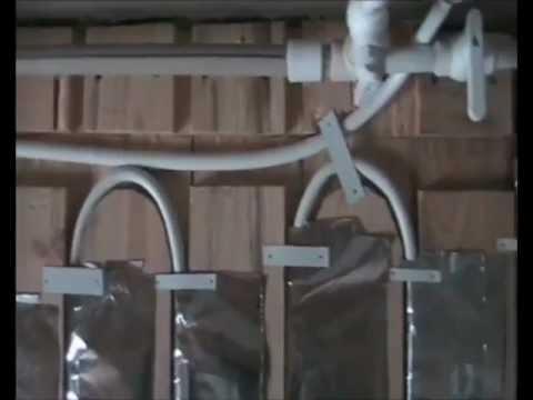 видео: Теплый пол под ламинат (remstroyekb.ru)