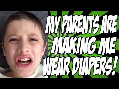 Diaper videos