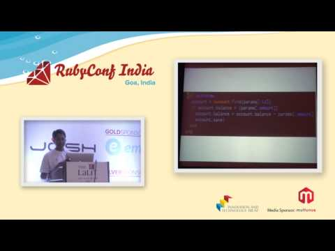 Truly Madly Deeply Parallel Ruby Applications