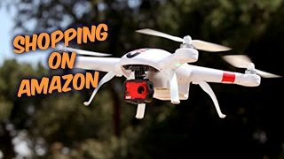 Shopping on Amazon-AEE Technology GPS Drone Quadcopter