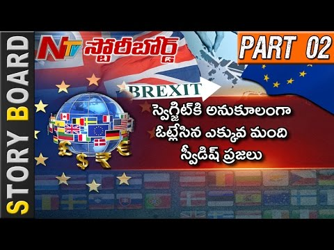 How World will Changes after #BREXIT Referendum? Story Board | Part 02