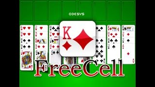 FreeCell by Odesys