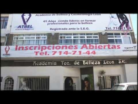 Academia de Belleza Leon (cursos, ubicación)