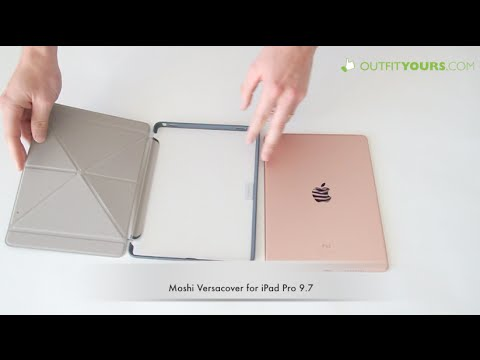 online store 416fa 7dd0d Moshi Versacover for iPad Pro 9.7 - 99MO056003