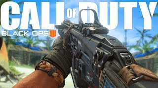 CALL OF DUTY: BLACK OPS 4 - The Best COD In Years! - BLACK OPS 4 BETA MULTIPLAYER GAMEPLAY