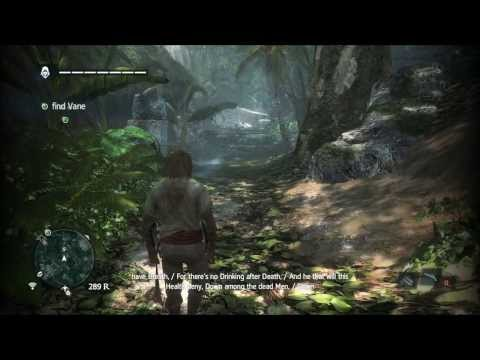 Assassins Creed IV -- Sequence 8 -- Memory 3 -- Marooned