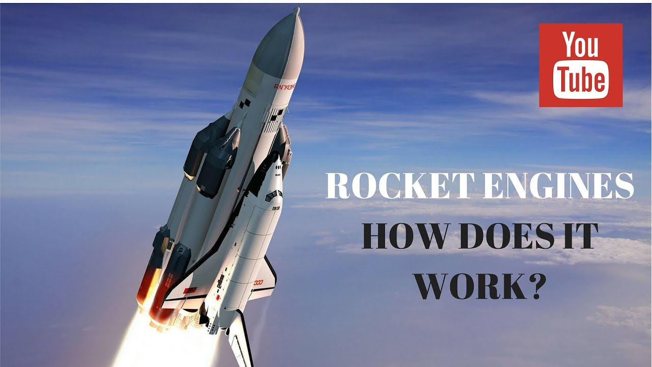 How the rocket engine work