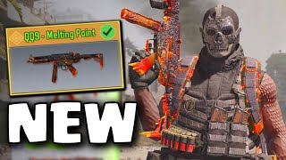 *NEW* MACE Skin + LEGENDARY QQ9 Melting Point Gameplay in CoD Mobile