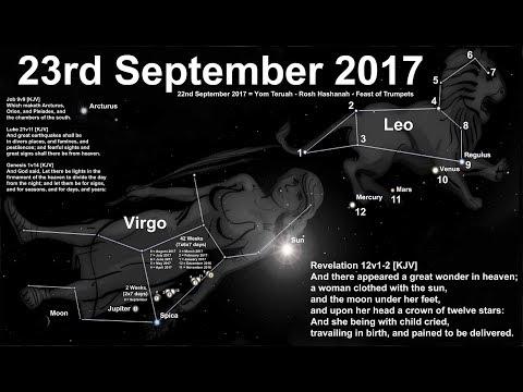 ТБ (2) Знамение на небе 23 сентября 2017 (2/2) - Cмотреть видео онлайн с youtube, скачать бесплатно с ютуба
