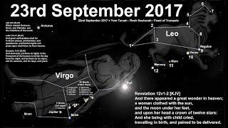 ТБ (2) Знамение на небе 23 сентября 2017 (2/2)