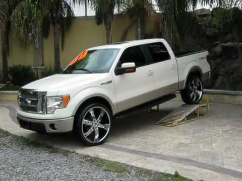 Ford Lobo Fx4 Tuning >> FORD LOBO LARIAT 4X4 2009 DOBLE CABINA - YouTube