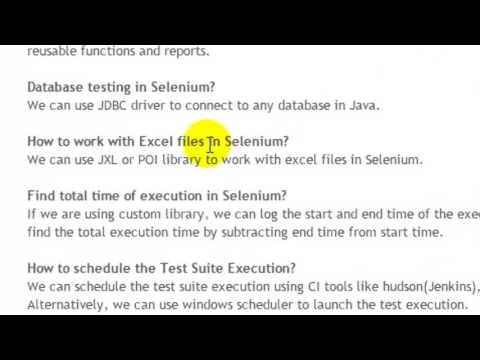 Selenium Resume resume qa samples engineer 1122
