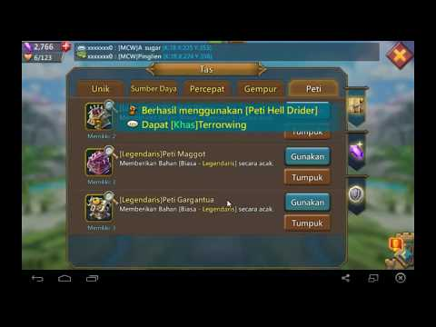 LORD MOBILE, How To Get Gold HERO
