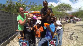 Happy in Haiti- Pharrell Williams