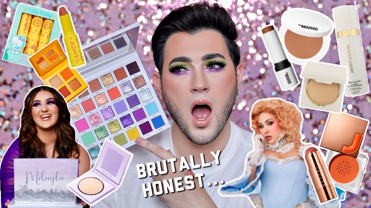 TESTING VIRAL NEW MAKEUP YOU ACTUALLY CARE ABOUT... brutally honest review