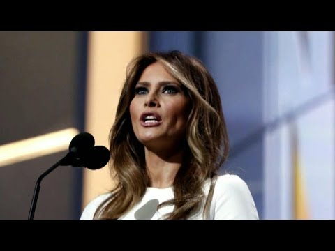 Melania Trump makes appearance in court over defamation case