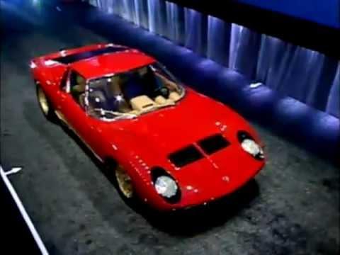 1971 Lamborghini Miura P400 Sv At 2012 Scottsdale Auction Youtube