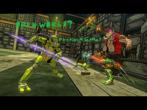 TMNT Mutants in Manhattan Leaked Information and speculation