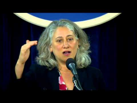 Audrey Singer Delivers Remarks on How Growing Minority Populations Affect U.S. Policy