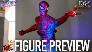 Hot Toys Spider Armor MK IV Spider-Man PS4 - Figure Preview Episode 56