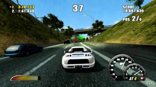 Burnout 2: Point of Impact PS2 Gameplay HD (PCSX2)