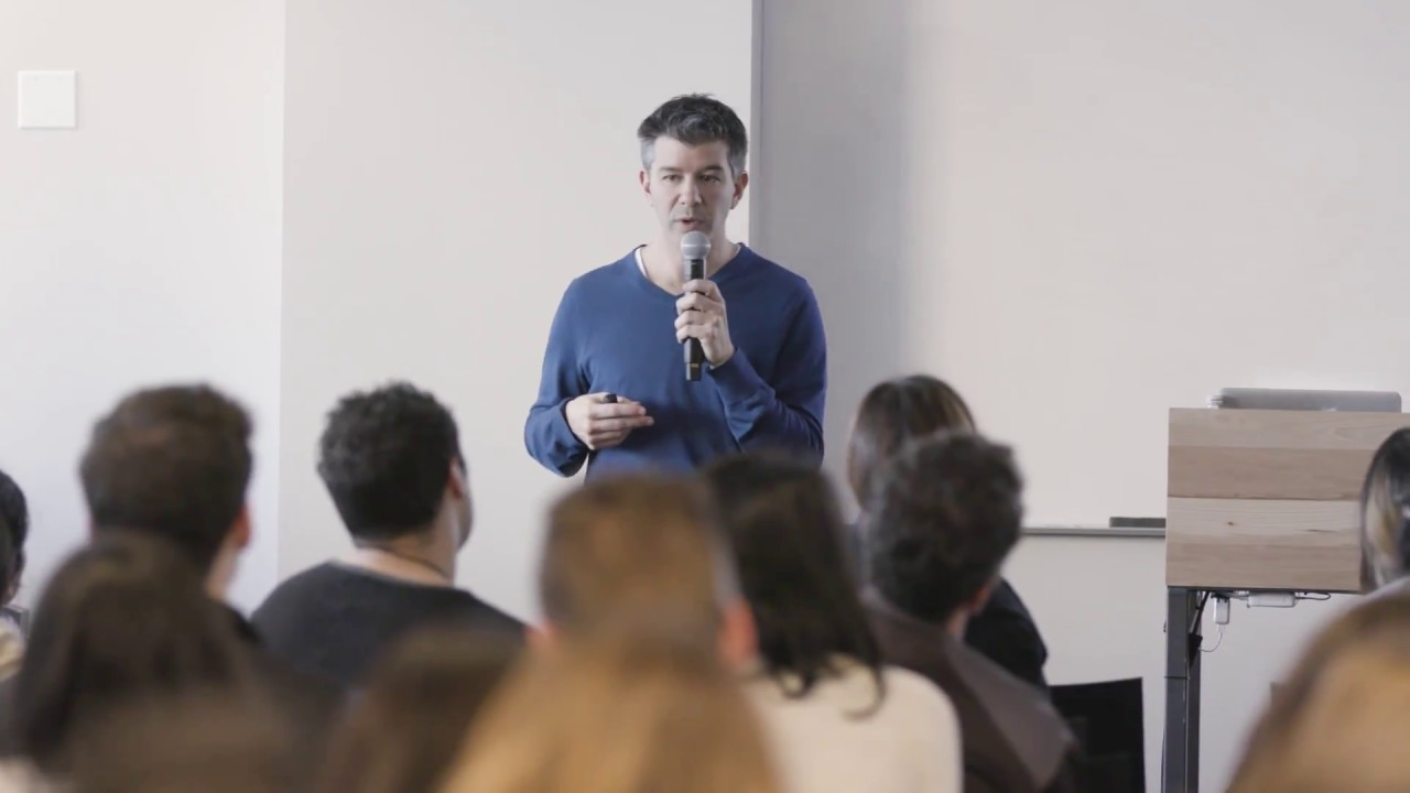 Travis Kalanick explains why some Silicon Valley engineers are worth tens of millions